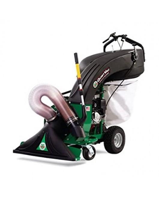 Billy Goat QV550H 160cc-Honda, Industrial Push Leaf & Litter Vacuum/Quiet Vacuum